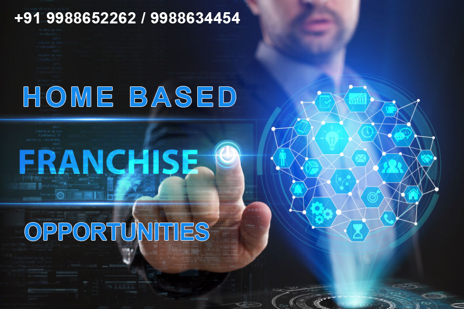 Top Home Based Business Franchise India 2018