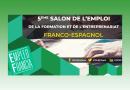 Se realizó en París el 5° Salón del Empleo Franco-Español