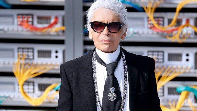 Muere en Paris Karl Lagerfeld
