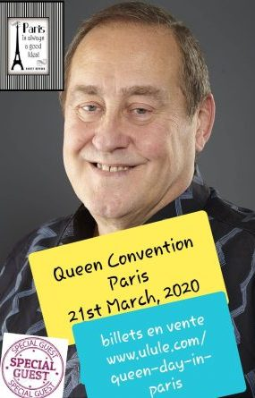 peter freestone paris queen convention