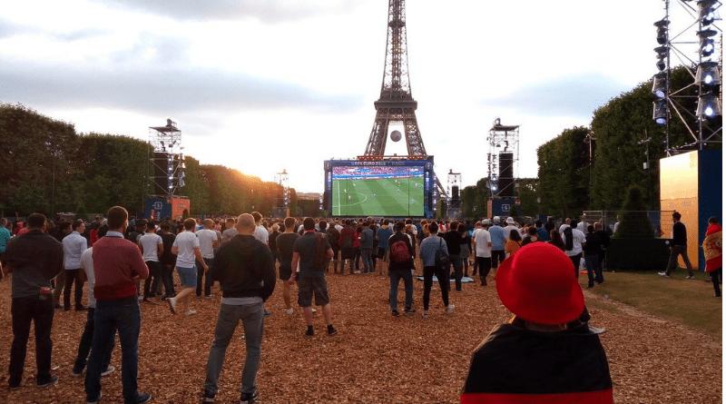 Euro 2021 Francia se prepara entre fútbol y Covid