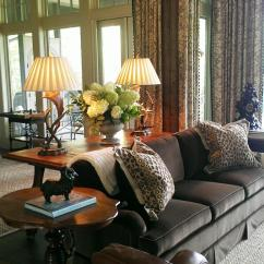 Animal Print Accent Chairs White Bistro Design By Francie Hargrove | Interior
