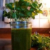 Pasta met gegrilde groene asperges_181707