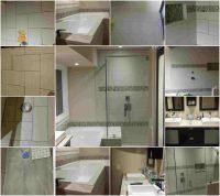Our full bathroom remodel after having mold - Francine Brown