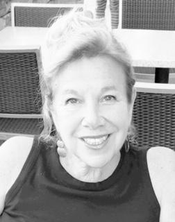 Author Francine Rodriguez