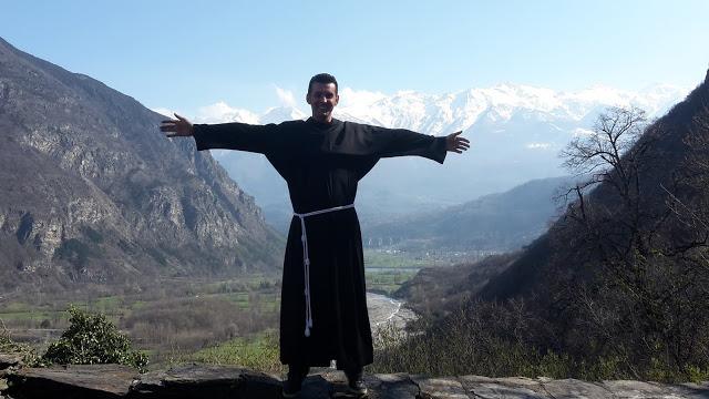 Célébrer la vie consacrée avec le Pape François !
