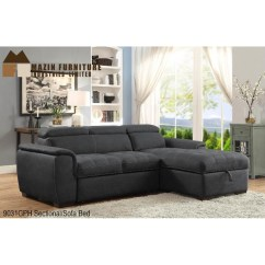 Storage Sectional Sofa Bed Cameron Roll Arm Sleeper Upholstery With Francis Campbell Meubles