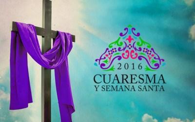Mensaje de Cuaresma 2016