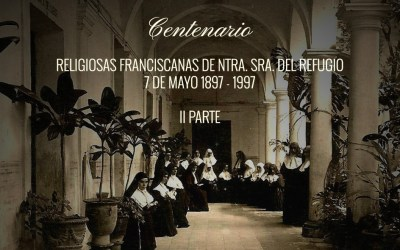 II Parte: Poesías en recuerdo del Centenario de la fundación de la Congregación
