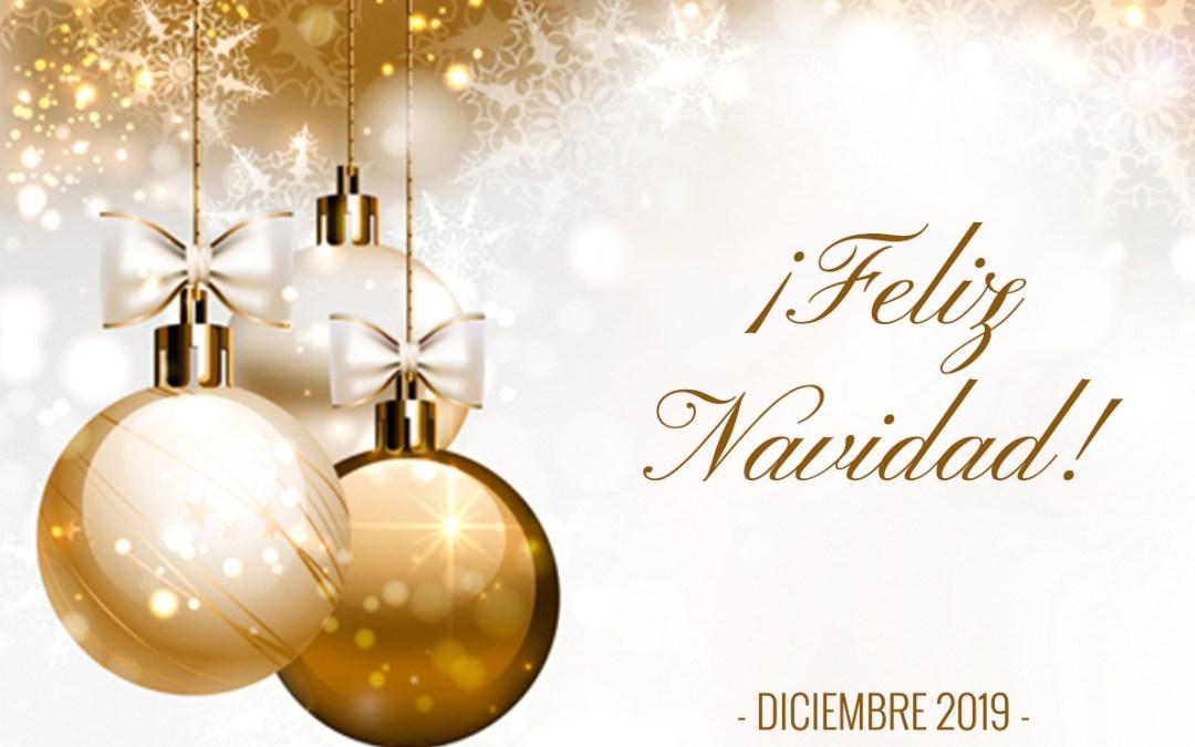 Saludo de Navidad y Año Nuevo 2020