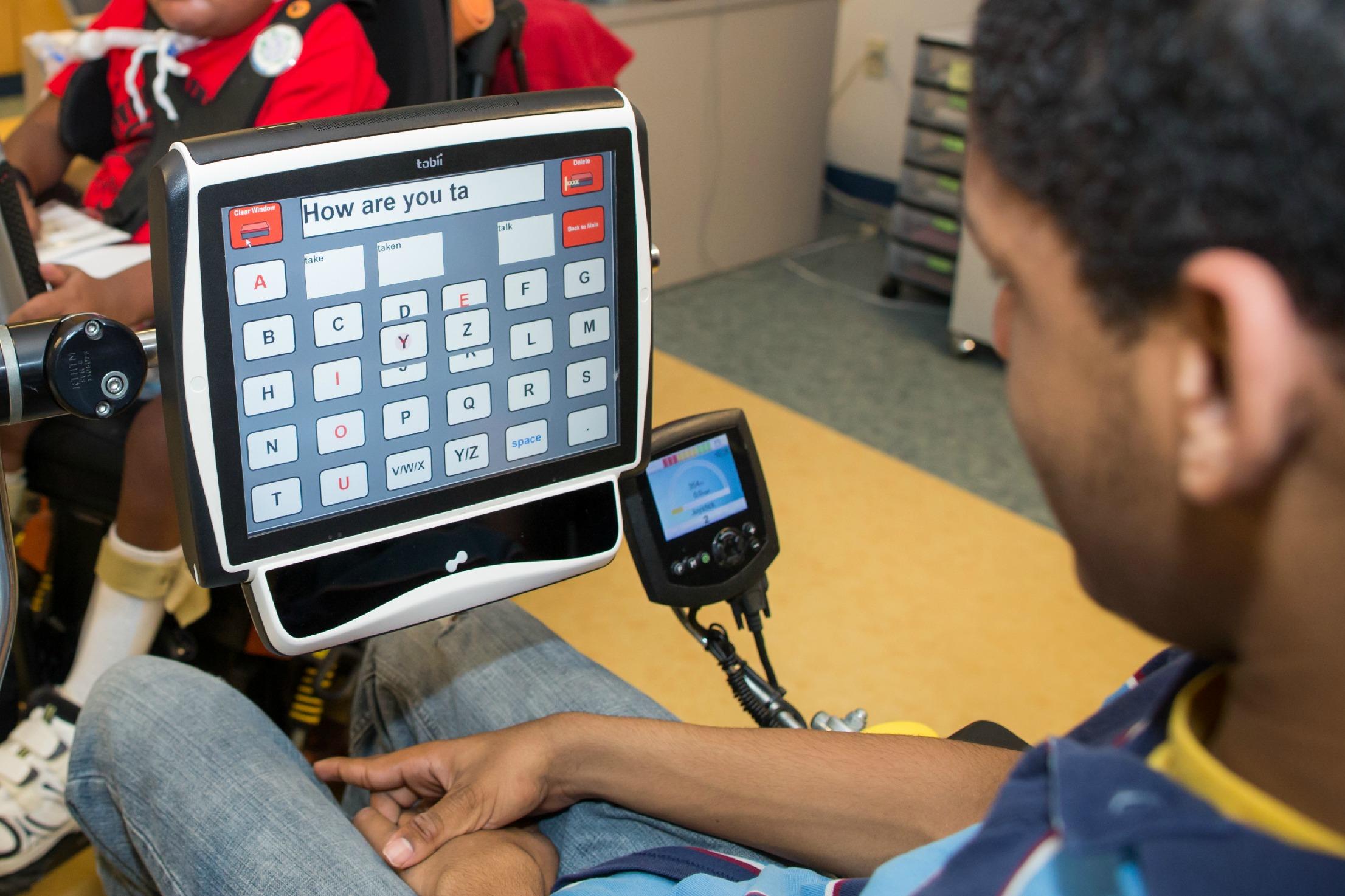 Augmentative Communication Amp Assistive Technology Clinic