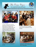 Friar Flyer-Easter 2017 Issue
