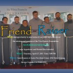 Your Are Invited to our Upcoming Friend-Raiser!