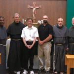 Welcome to our Two New Postulants!