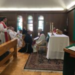 Friars John Farao and Alfonso Borgen OFM Conv., Celebrate 30 and 25 Years of Solemn Vows!