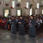 Profession of Vows Aug 22, 2017 in Vietnam!