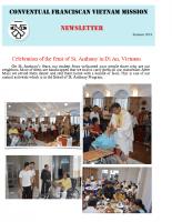 Vietnam Delegation Summer 2018