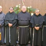 Renewal of Vows for Friar Angel Garcia