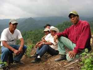 Apecaformm Farmers San Marcos, Guatemala