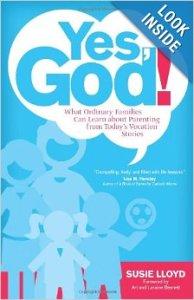 Yes God by Susie Lloyd