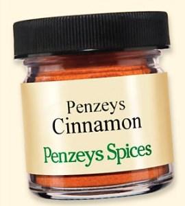 penzeys cinnamon blend