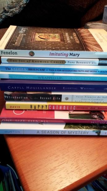 Lenten reading challenge