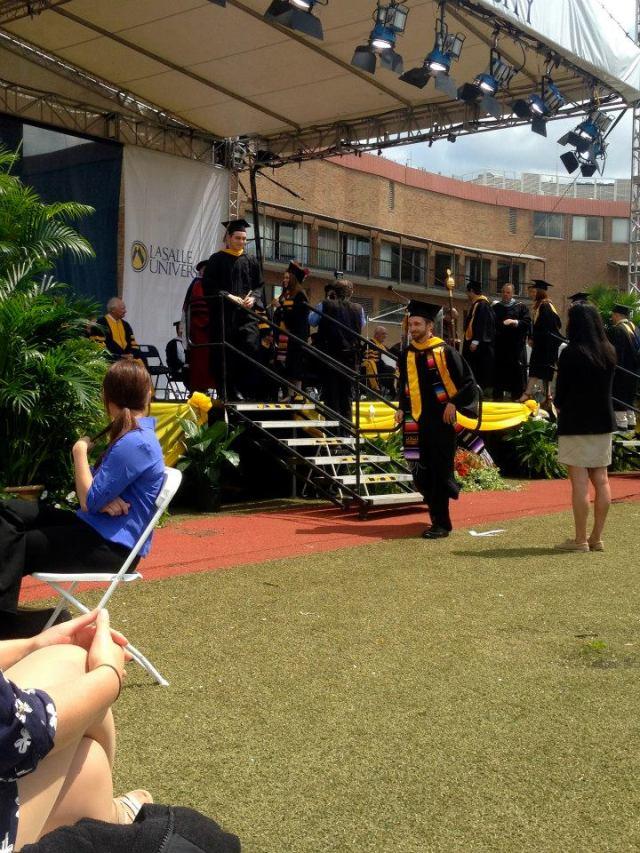 Stephen graduation 1