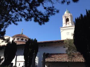 California mission C Johnson