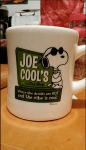 joe cool coffee cup