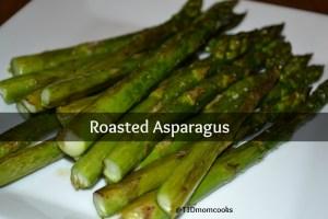 Roasted Asparagus (3) T C