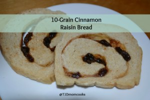 cinn raisin 10 grain slices (2) T C