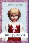 blue eyed doll