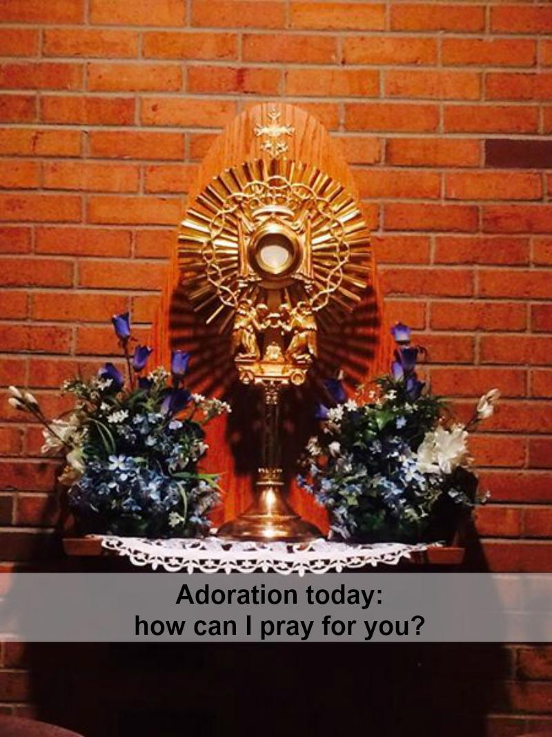 adoration-today