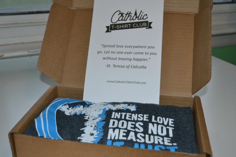 Catholic T-shirt Club Mother Teresa