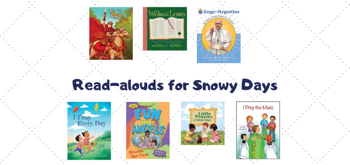 read-alouds for snowy days