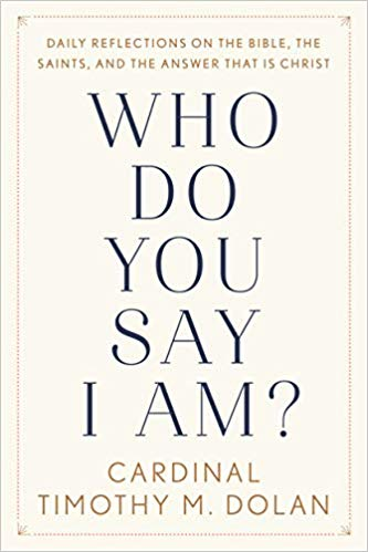 who do you say that I am cover