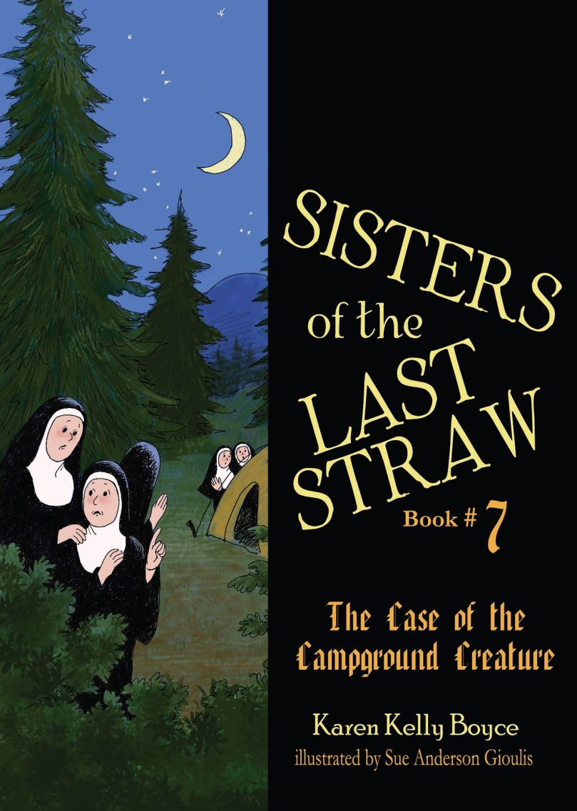 Sisters of the Last Straw book 7