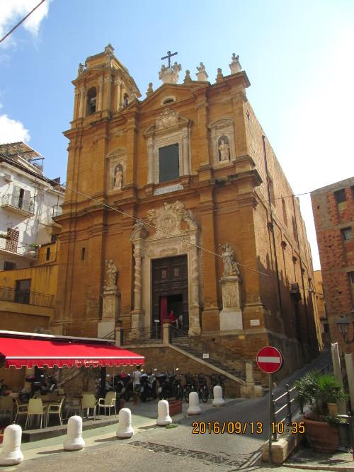 Majestic Church, Agrigento