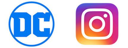 DC Comics Instagram