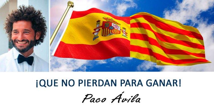 IMG Bandera España y Cataluña, que no pierdan para ganar