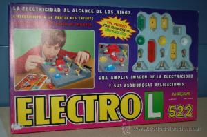 Electro-L inicios maker