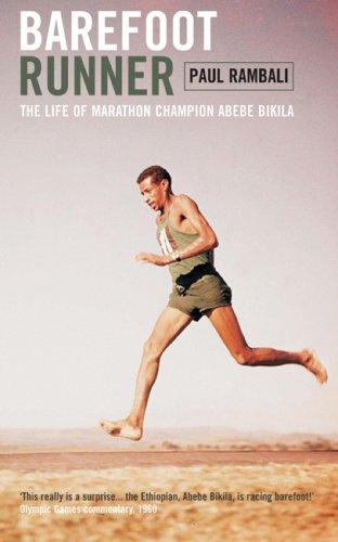 Bikila barefoot runner