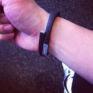 Jawbone y su pulsera de yo cuantificado