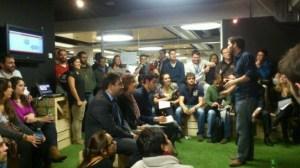 Emprendimiento en Venture Lab