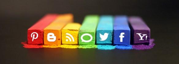 Redes sociales para gustos...colores