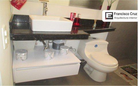Muebles a medida para el baño