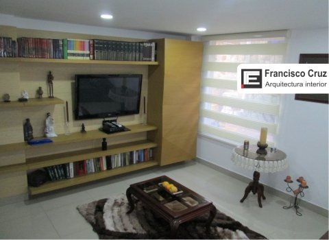 Mueble para salon de tv