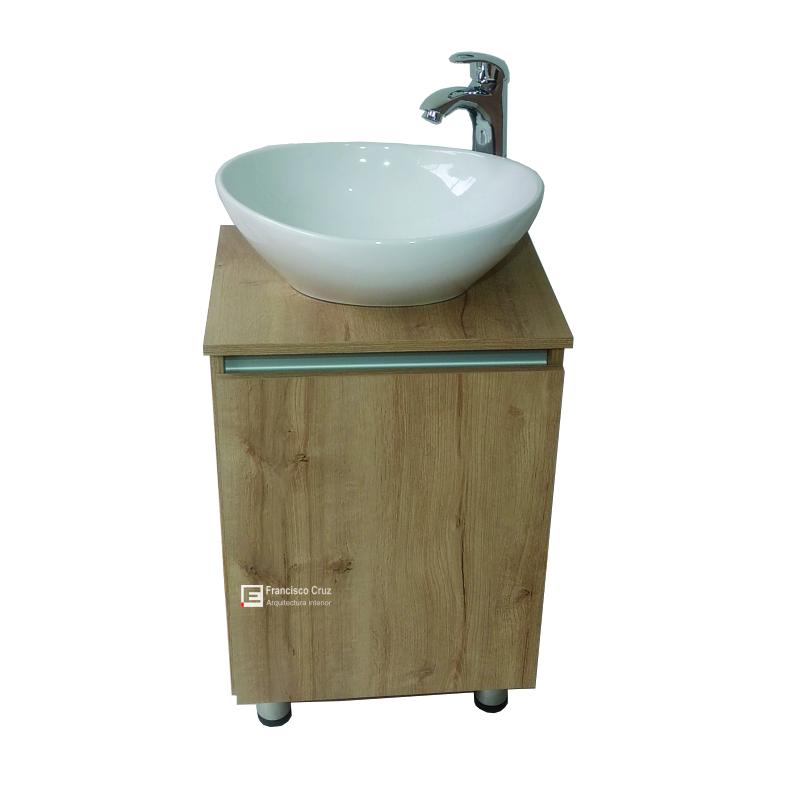 Mueble con lavamanos