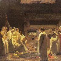 Las catacumbas de Santa Priscila, arte y misterio sin igual