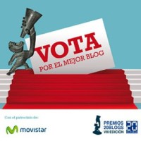 Nuestro blog se presenta a la XI Edición Premios 20Blogs